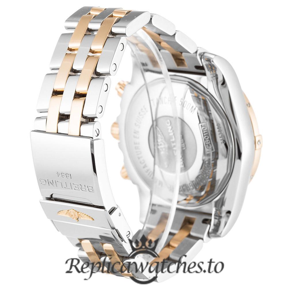 Breitling Chronomat Replica CB0110 Black Dial 44MM
