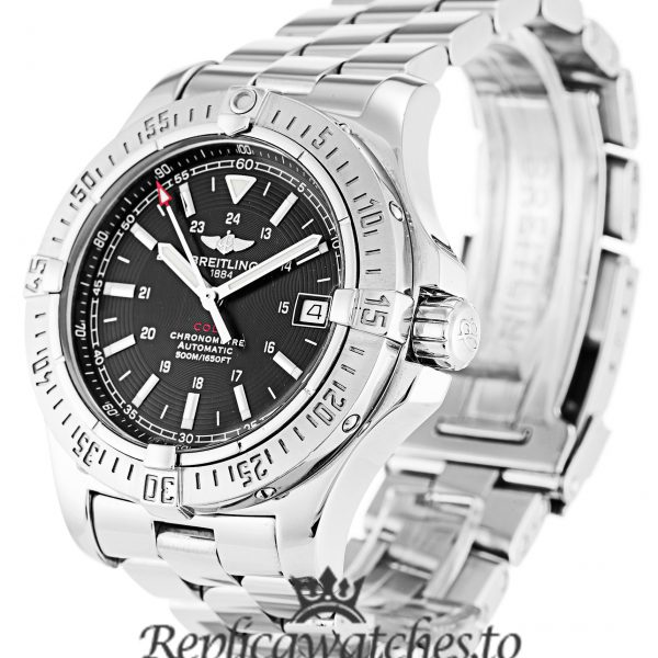 Breitling Colt Auto Replica A17380 Black Dial 41.1MM