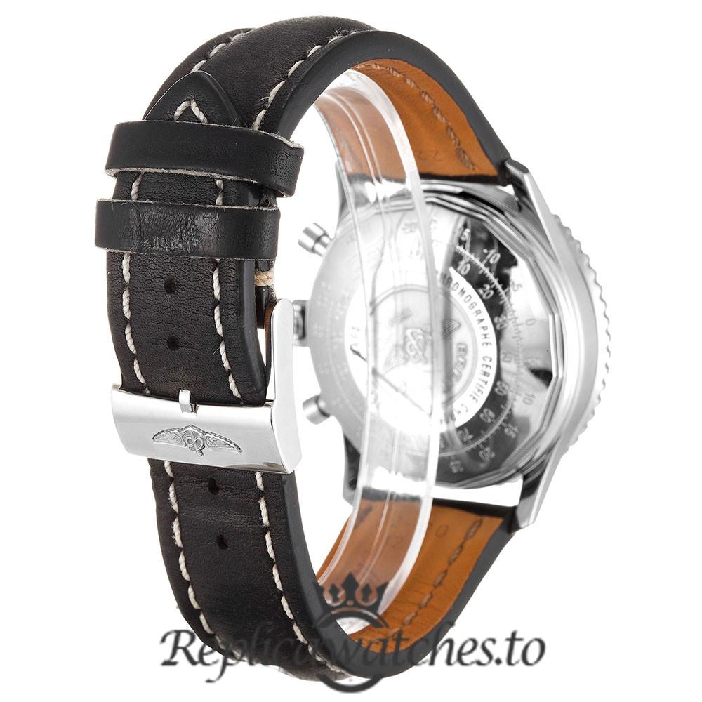 Breitling Navitimer Replica A23322 Black Strap 42MM