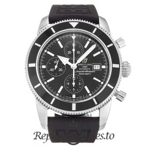 Breitling Superocean Heritage Replica A13320 Black Dial 46MM
