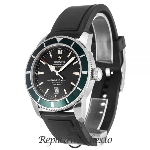 Breitling Superocean Heritage Replica A17320 Black Dial 46MM