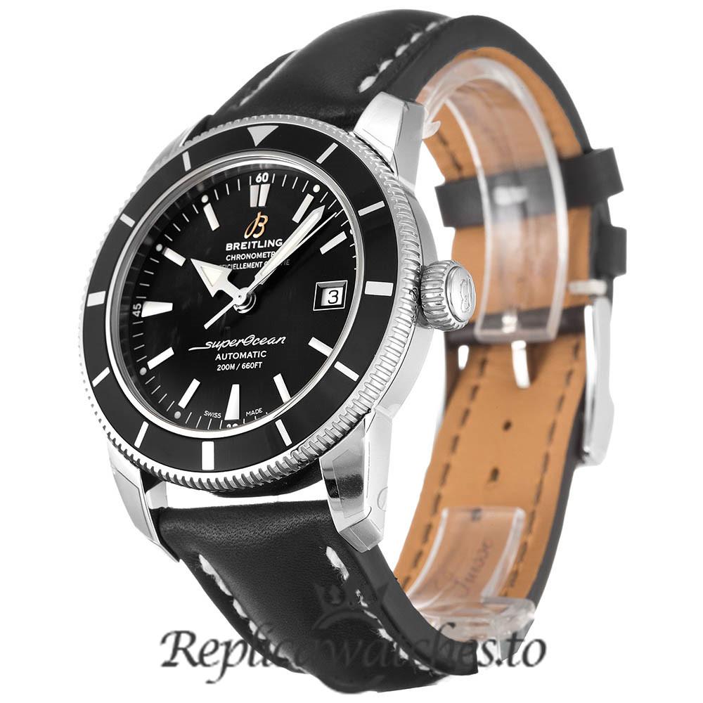 Breitling Superocean Heritage Replica A17321 Black Dial 42MM