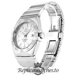 Omega Constellation Replica 1511.30.00 Silver Dial 35MM