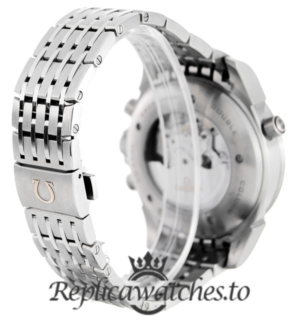 Omega De Ville Replica 422.10.44.51.06.001 Grey Dial 40MM