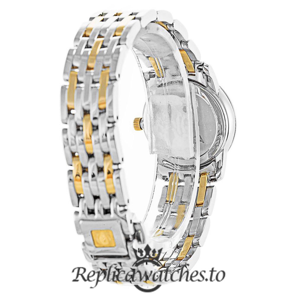 Omega De Ville Replica 4370.31.00 Silver Dial 22MM