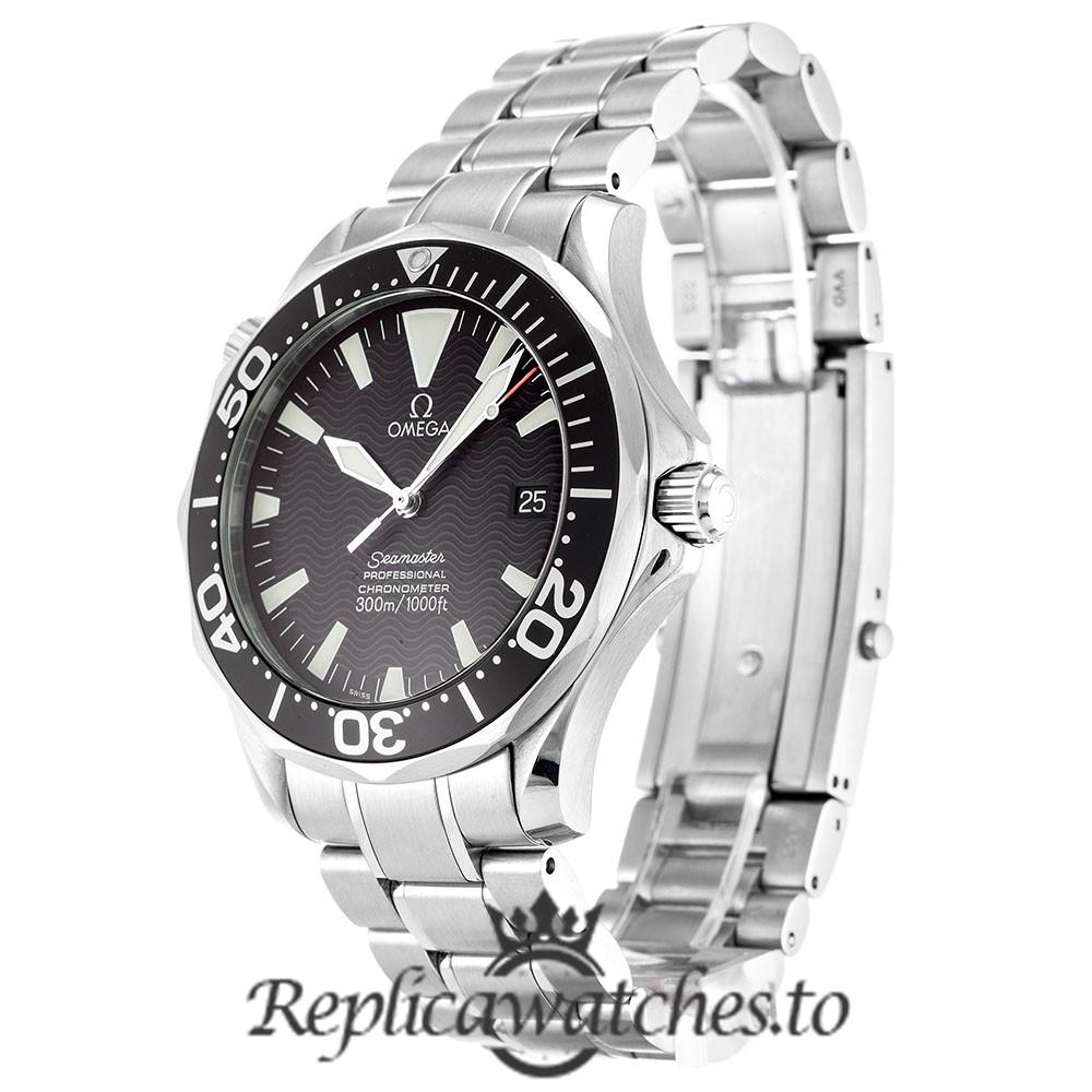 Omega Seamaster Replica 2254.50.00 Black Bezel 41MM