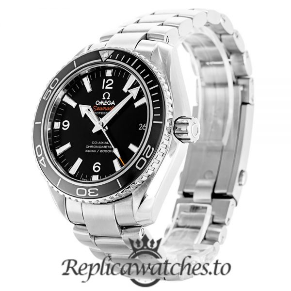 Omega Seamaster Replica 232.30.42.21.01.001 Black Bezel 42MM
