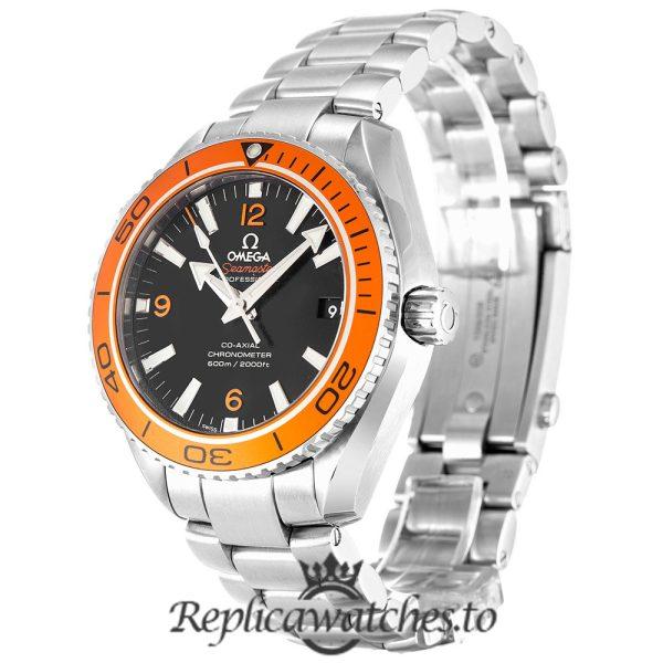 Omega Seamaster Replica 232.30.42.21.01.002 Orange Bezel 42MM