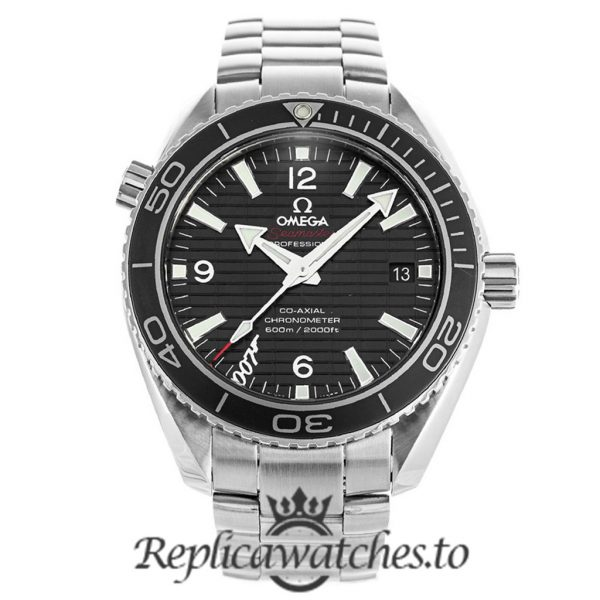 Omega Seamaster Replica 232.30.42.21.01.004 Black Dial 42MM