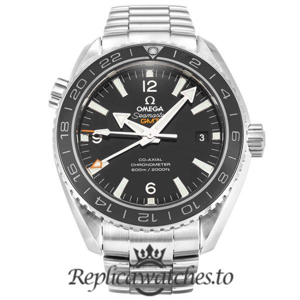 Omega Seamaster Replica 232.30.44.22.01.001 Black Dial 43.5MM
