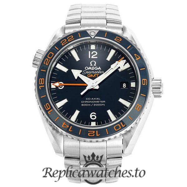 Omega Seamaster Replica 232.30.44.22.03.001 Black Bezel 43.5MM