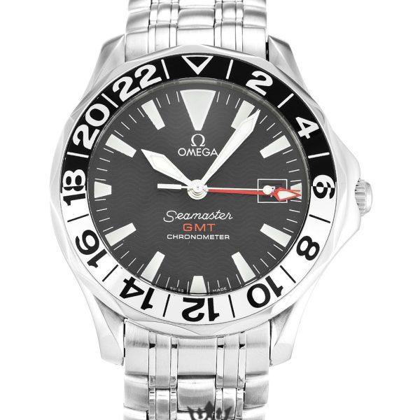 Omega Seamaster Replica 2534.50.00 Black Dial 41MM
