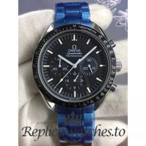 Omega Speedmaster Replica 311.33.42.50.01.001 Black Dial 42MM