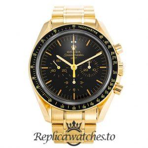 Omega Speedmaster Replica 311.63.42.50.01.002 Black Dial 42MM
