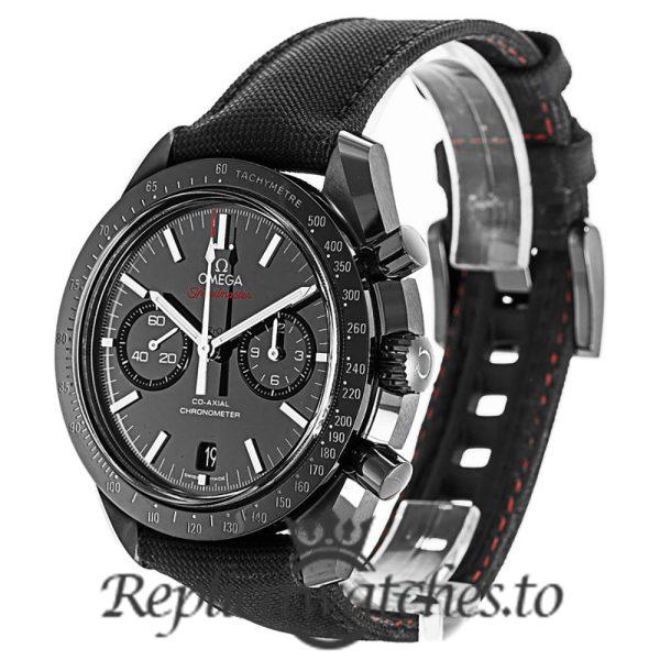 Omega Speedmaster Replica 311.92.44.51.01.003 Black Dial 44MM