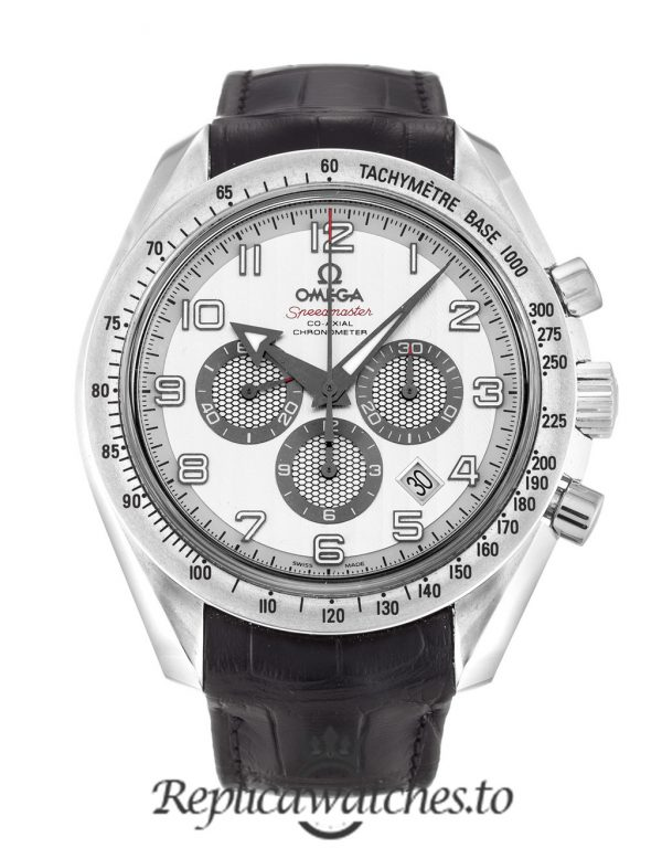 Omega Speedmaster Replica 321.13.44.50.02.001 Silver Dial 44MM