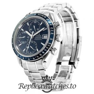 Omega Speedmaster Replica 3212.80.00 Blue Dial 40MM