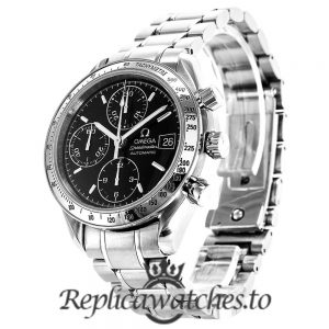 Omega Speedmaster Replica 3513.50.00 Black Dial 39MM