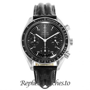 Omega Speedmaster Replica 3810.50.06 Black Dial 35.5MM
