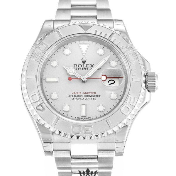 Rolex Yacht Master Replica 116622 001 Silver Strap 40MM