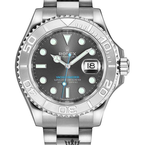 Rolex Yacht Master Replica 116622 Silver Strap 40MM
