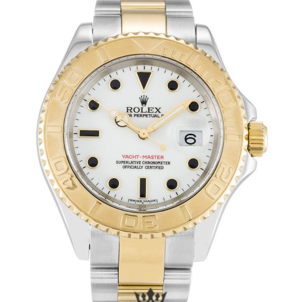 Rolex Yacht Master Replica 16623 003 Yellow Gold Bezel 40MM