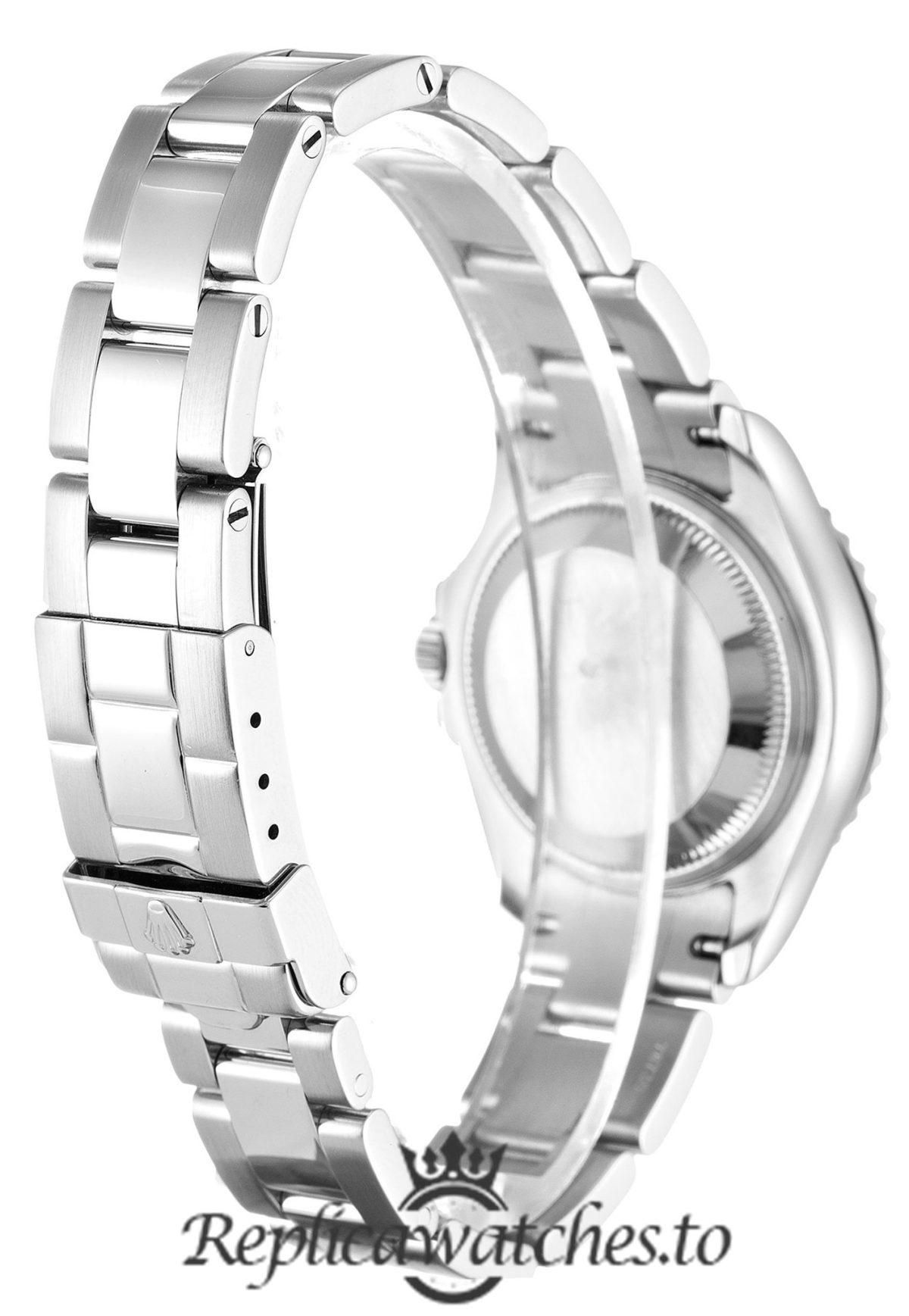 Rolex Yacht Master Replica 169622 001 Silver Strap 29MM