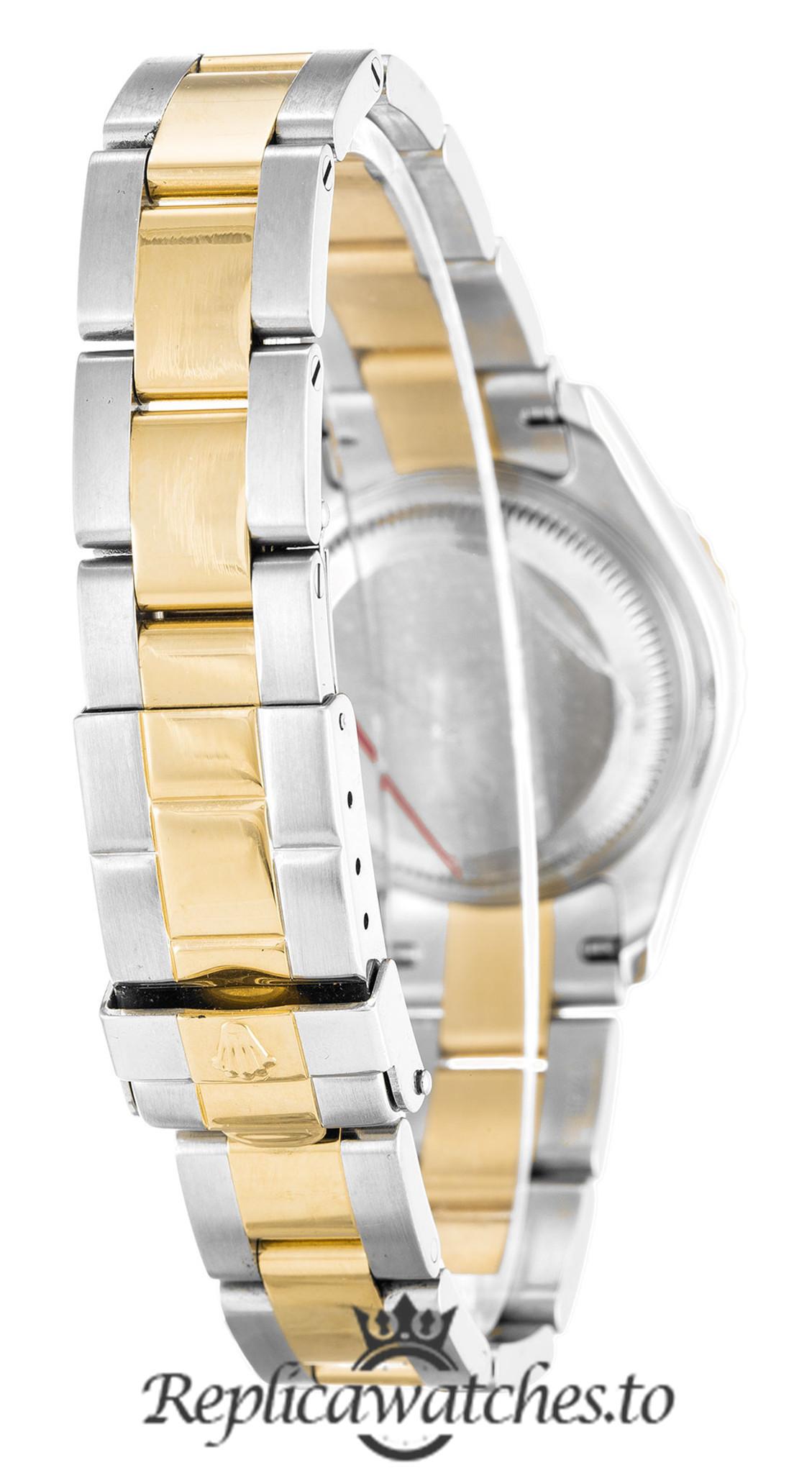 Rolex Yacht Master Replica 169623 001 Yellow Gold Bezel 29MM