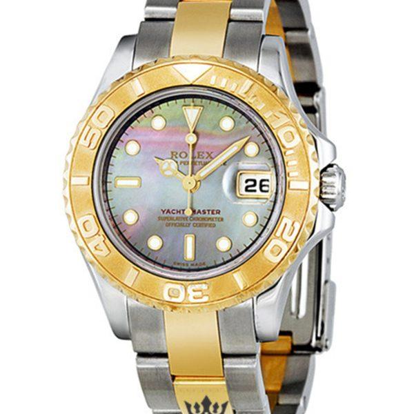 Rolex Yacht Master Replica 169623BMSO Yellow Gold Bezel 40MM
