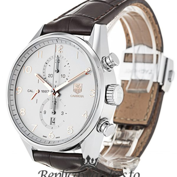 Tag Heuer Carrera Replica CAR2012.FC6236 Brown Strap 43MM