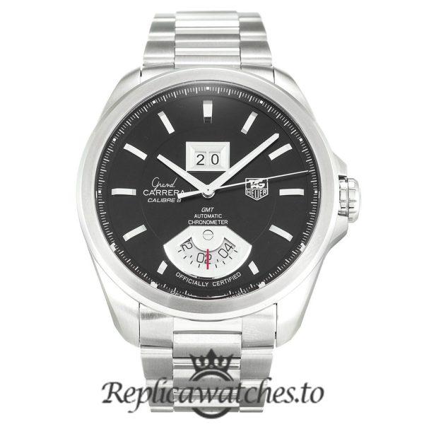 Tag Heuer Grand Carrera Replica WAV5111.BA0901 Black Dial 42.5MM