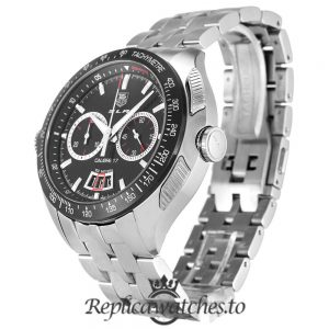 Tag Heuer SLR Replica CAG2010.BA0254 001 Black Dial 47MM