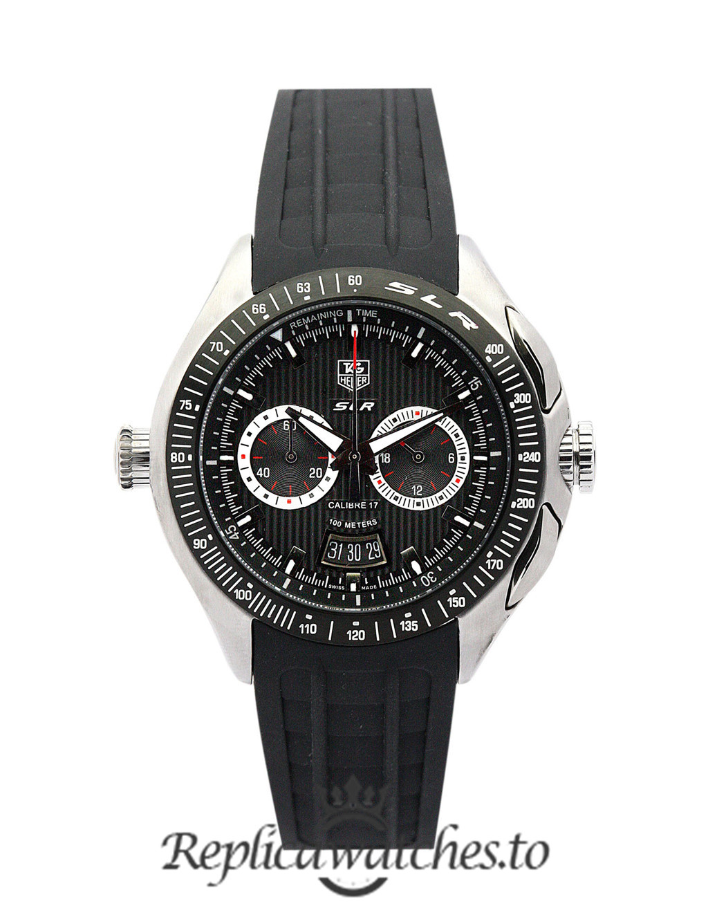 Tag Heuer SLR Replica CAG2010.BA0254 Black Dial 47MM