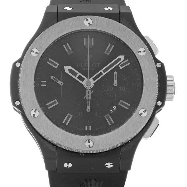 Hublot Replica 301.ck.1140.rx Black Dial 44MM