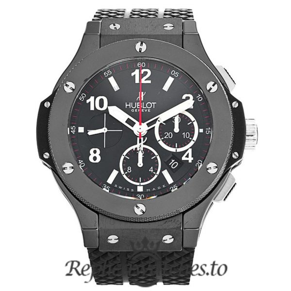 Hublot Big Bang Replica 301.CX.130.RX Black Dial 44.5MM