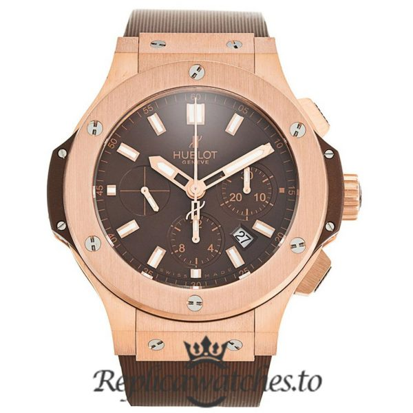 Hublot Big Bang Replica 301.PC.3180.RC Brown Dial 44MM