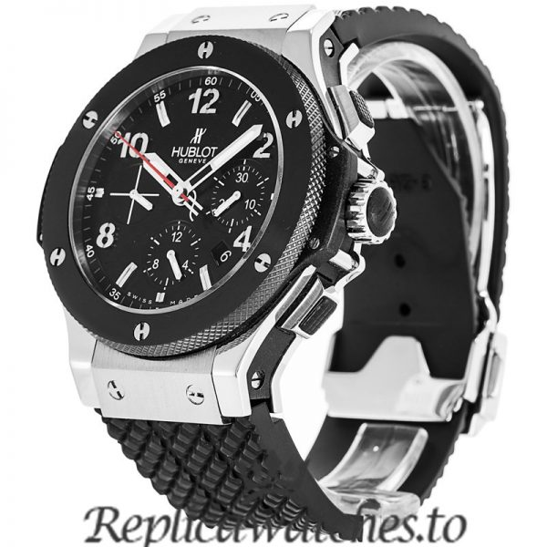 Hublot Big Bang Replica 301.QX.1740.GR Black Dial 44MM