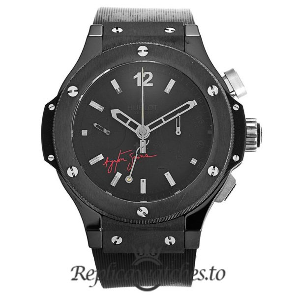 Hublot Big Bang Replica 309.CM.134.RX.AES07 Black Dial 44.5MM