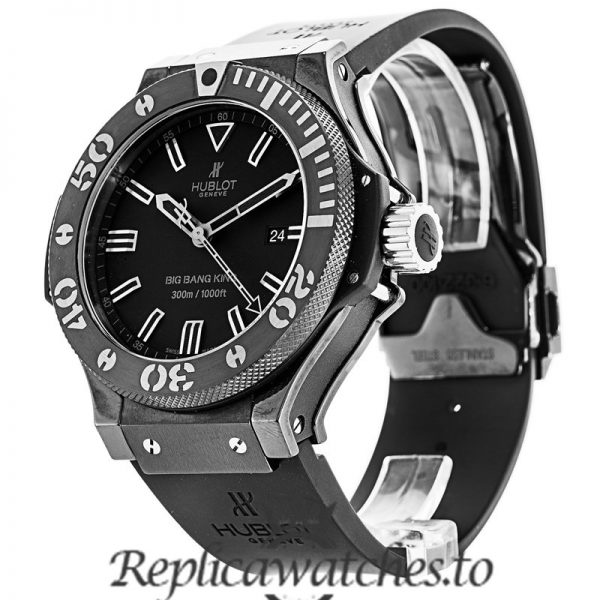 Hublot Big Bang Replica 322.CK.1140.RX Black Dial 48MM