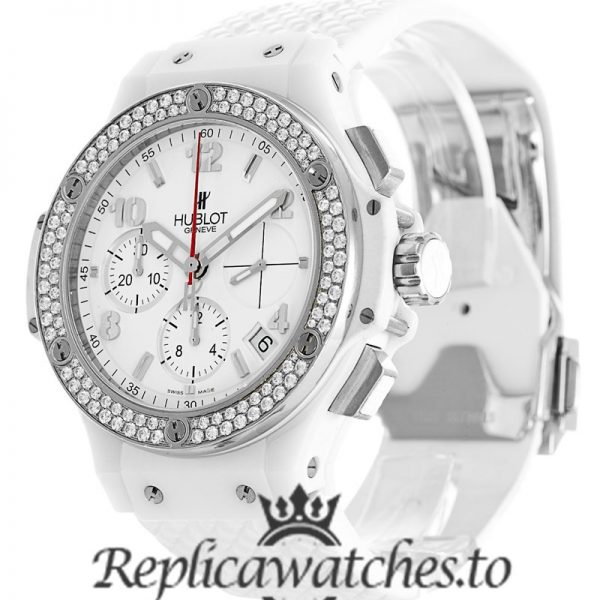Hublot Big Bang Replica 341.CL.230.RW.114 White Dial 41MM