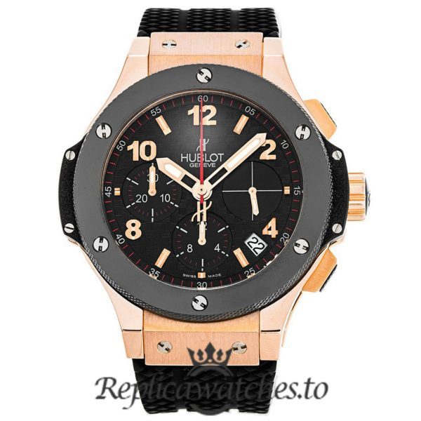 Hublot Big Bang Replica 341.PB.131.RX Black Dial 41MM