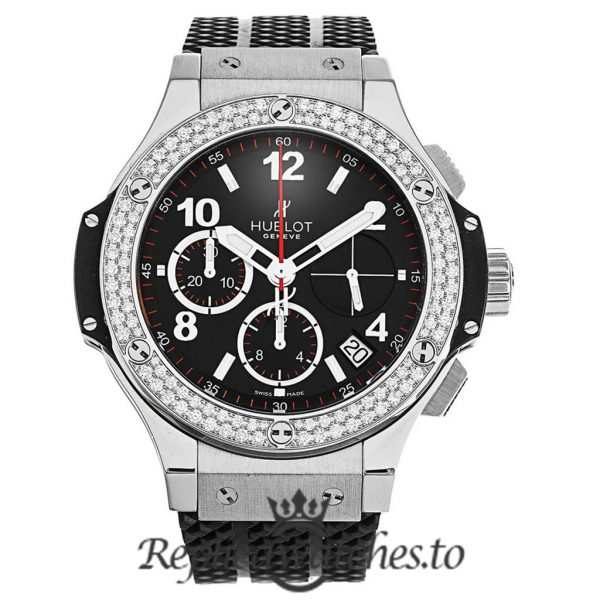 Hublot Big Bang Replica 341.SX.130.RX.114 Black Dial 41MM