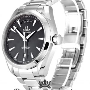 Omega Aqua Terra Replica 231.10.42.22.01.001 Black Dial 41.5MM