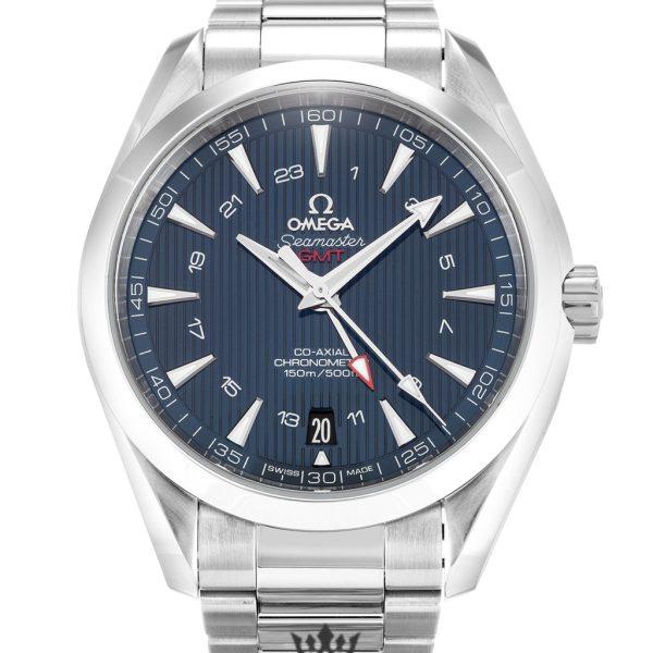 Omega Aqua Terra Replica 231.10.43.22.03.001 Blue Dial 43MM