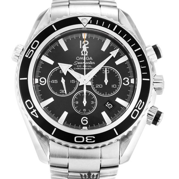 Omega Planet Ocean Replica 2210.50.00 Black Dial 45.5MM