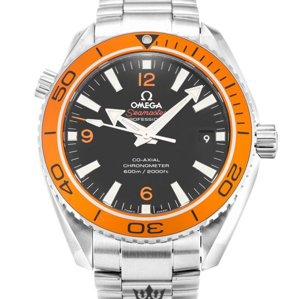 Omega Planet Ocean Replica 232.30.42.21.01.002 Black Dial 42MM