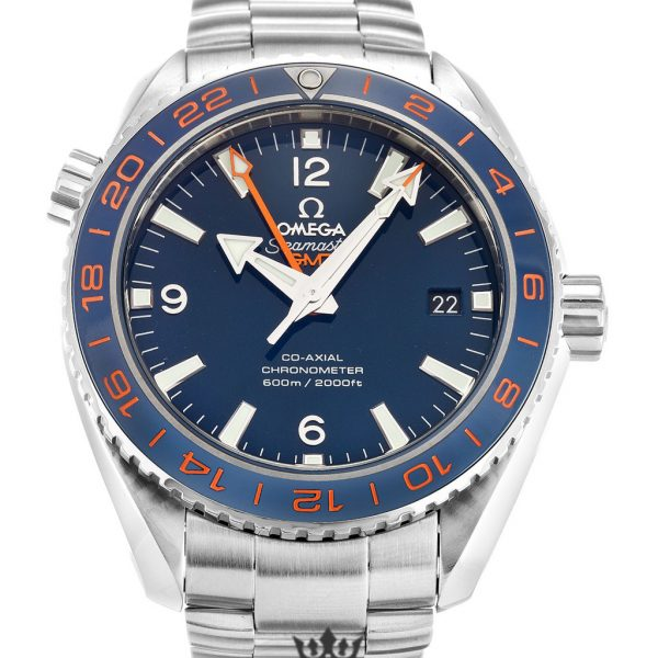 Omega Planet Ocean Replica 232.30.44.22.03.001 Blue Dial 43.5MM