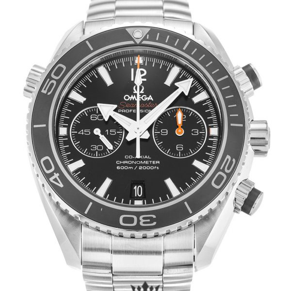 Omega Planet Ocean Replica 232.30.46.51.01.003 Black Dial 45.5MM