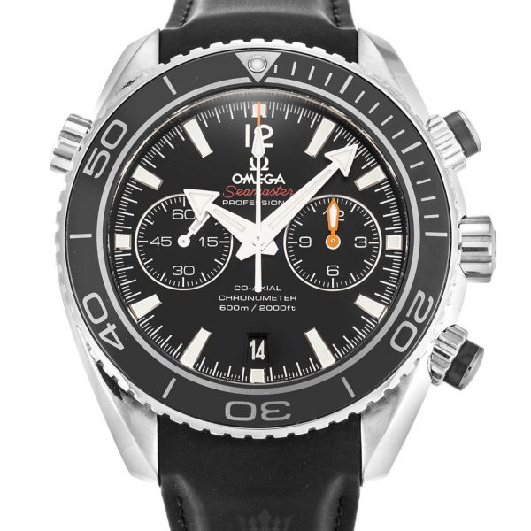 Omega Planet Ocean Replica 232.32.46.51.01.003 Black Dial 45.5MM