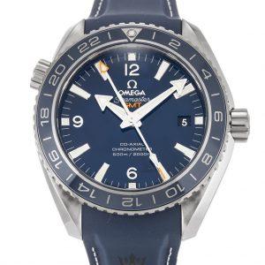 Omega Planet Ocean Replica 232.92.44.22.03.001 Blue Dial 45.5MM